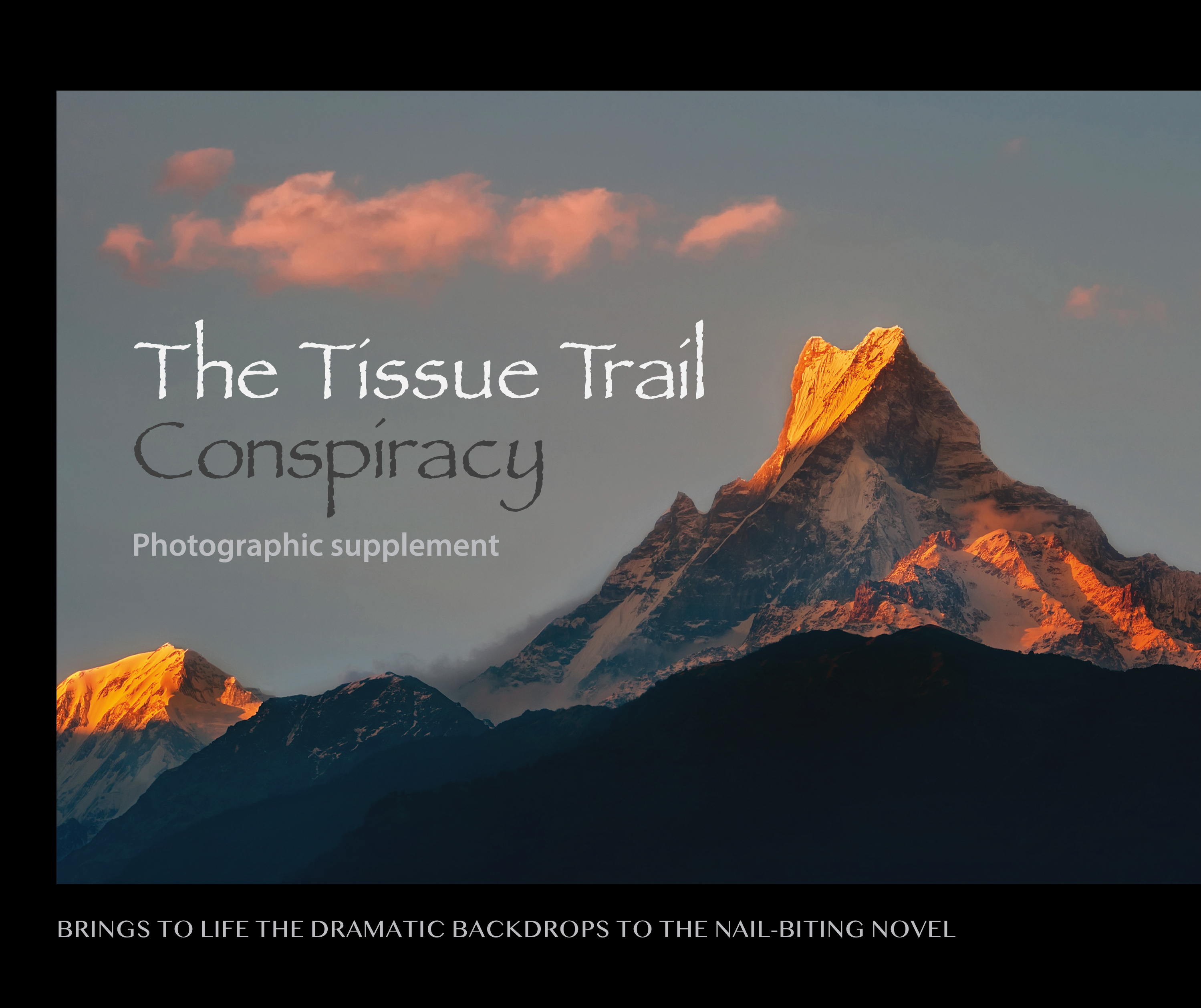 The Tissue Trail Conspiracy Photographic Supplement